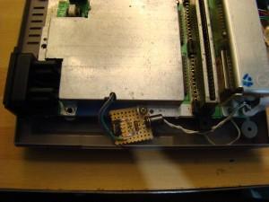 NES AV Mod Board