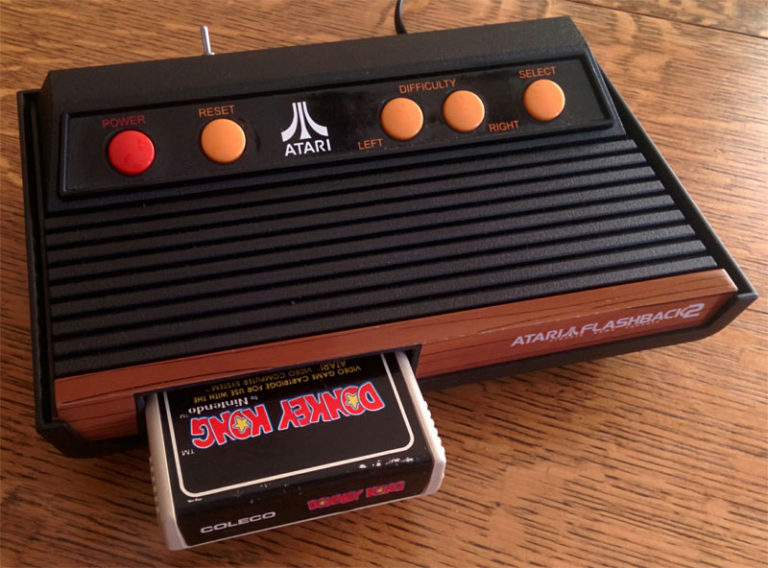 Atari Flashback 2 Cartridge Port Mod Part I