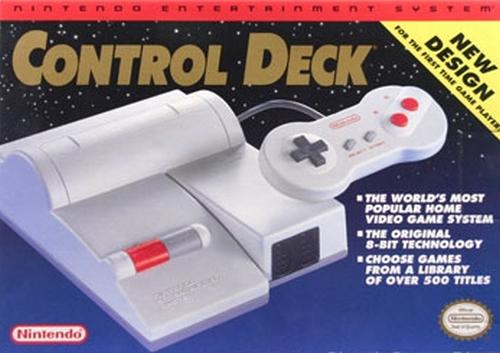 NES 2 Toploader A/V mod