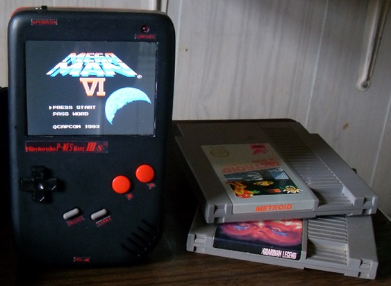 Nintendo P-NES Mark III-S