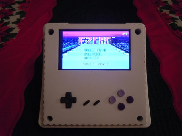 FEATURED: Bud's Simple SNES portable/case mod