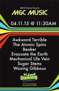 MGC-Music-Poster