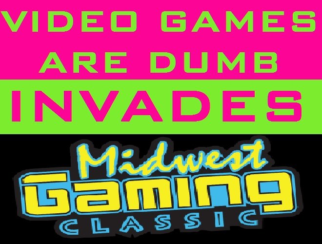 VideoGamesAreDumb interviews PortablesofDoom at MGC 15