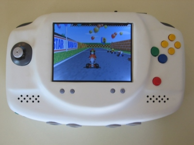 Featured: 10 years of the L64, Marshallh's N64 Portable