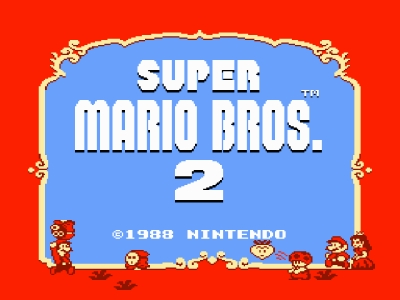 Super Mario 2 Retro Review
