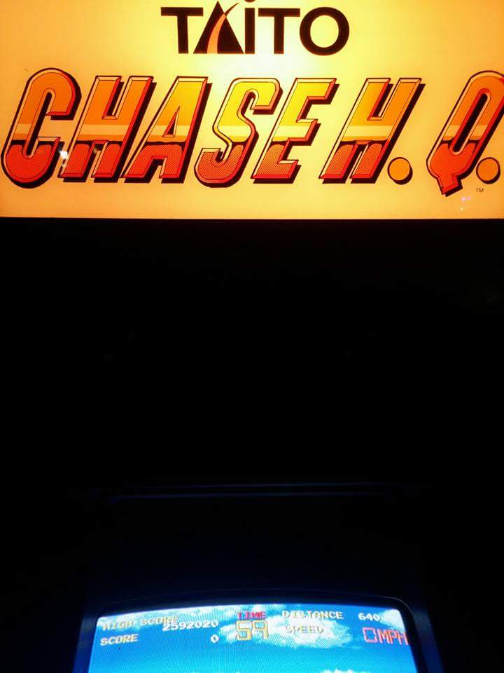 Chase HQ.