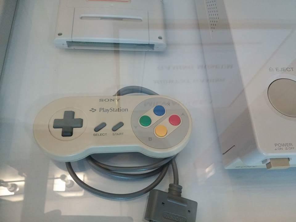 Nintendo Playstation Controller.