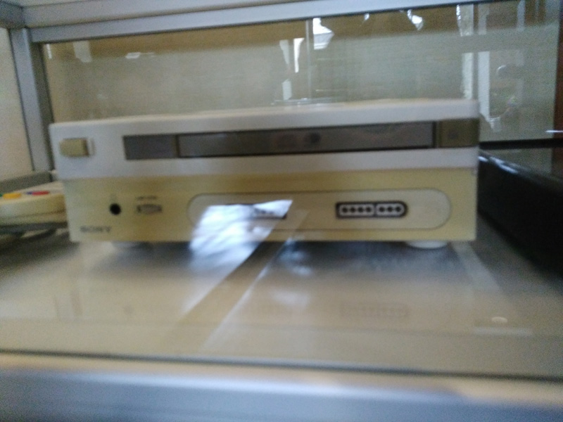 Nintendo Playstation  Console.