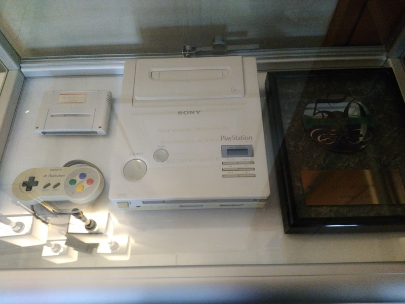 Nintendo Playstation!