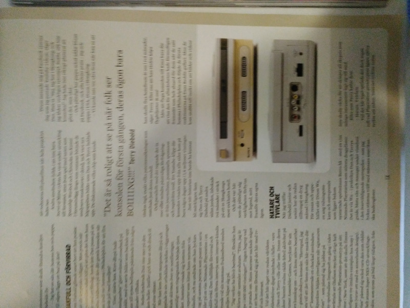 Nintendo Playstation Mag.
