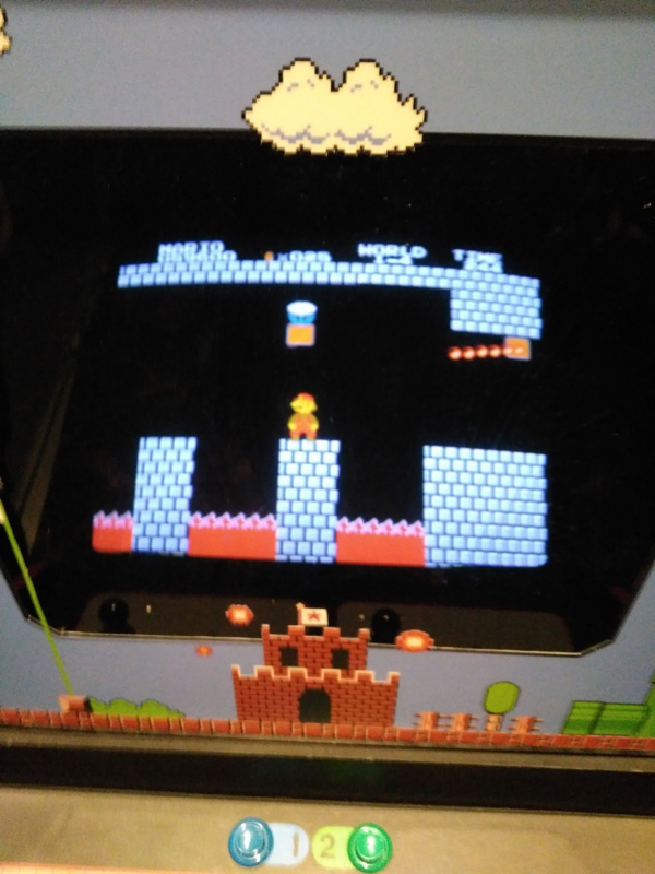 Mario Bros Arcade is super different to the console version.