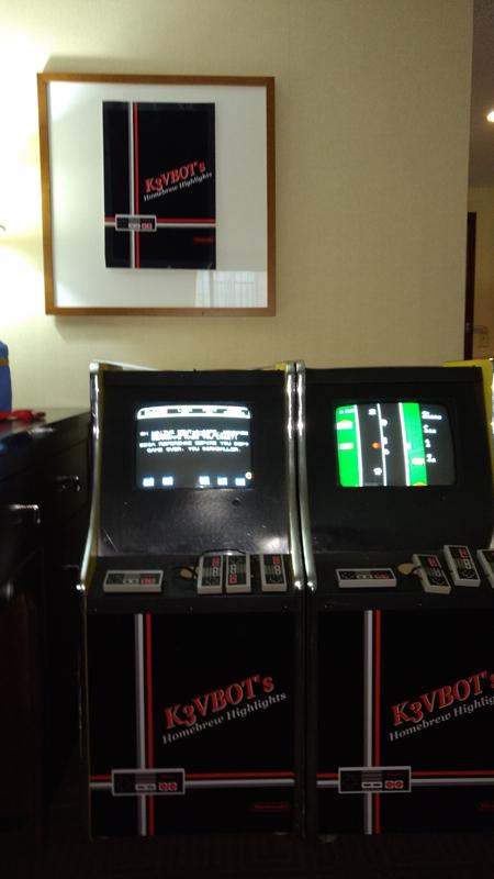 Kevbot Arcades