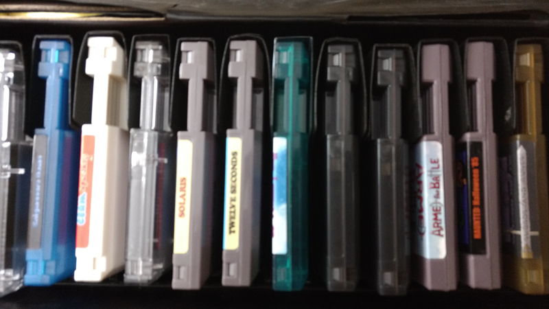 Blurry NES homebrews, even if one isn't about  Bigfoot