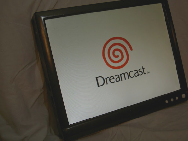 FEATURED: The Dream Tablet, a Sega Dreamcast mod by WERD